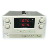 adjustable dc power supply 0-1000V 0-1A with 4 digital dispaly Lab grade