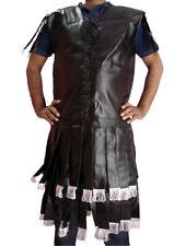 Medieval Roman Subramalis Leather Armor Brigandine Armor Costume