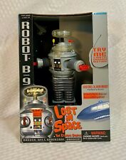 Lost In Space The Classic Series Robot B-9 1997 Trendmasters Lights and Sounds