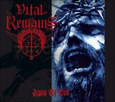 VITAL REMAINS - ICONS OF EVIL VITAL REMAINS  CD