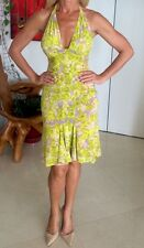 """""""VERSACE"""" Womens Amazing Dress, Silk- 91% Spandex- 9%  Size IT 40  MADE IN ITALY"""