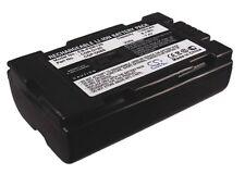 BATTERIA agli ioni di litio per Panasonic NV-MX7DEN NV-EX3 PV-DV700 PV-DV100 cgr-d120e / 1B