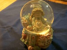 """San Francisco Music Box """"You are Sew Special"""" Water Globe"""