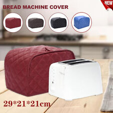 Bread Machine Cover Toaster Cover 2 Slice Dust Kitchen Appliances Pouch Case Usa