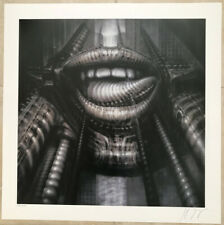 ELP IX signed limited edition fine art print signed by H.R. Giger of 398/495-NEW