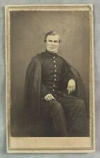 Original Civil War CDV Photograph Union Quicy Illinois
