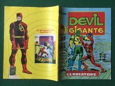 DEVIL GIGANTE n 6 Serie Cronologica Ed. Corno (1977) Fumetto