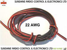 Cable de Silicona Servo RC Batería 2 M de 22 Awg Cable 22awg Futaba JR Spektrum Hitec