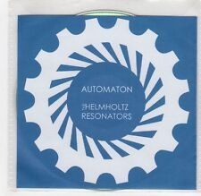 (GF440) The Helmholtz Resonators, Automaton - DJ CD