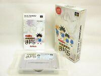 YOCHIEN SENKI MADARA Item ref/bcb Super Famicom Nintendo Japan Game sf