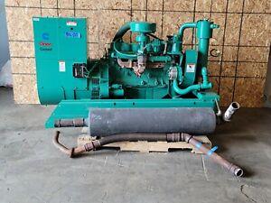 Onan 45KW 3 PHASE 30kw SINGLE PHASE 480v/277 208V 240 40kw natural gas Generator