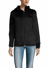 NWT THE NORTH FACE Hoodied Osito Fleece Parka Jacket,Black, XS, MSRP $149