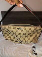 Gucci GG Canvas Pochette Small Handbag