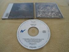 CD JETHRO TULL - STAND UP Chrysalis 1969 CDP32 1042 2 Made in UK
