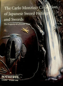 Sothebys The Carlo Monzino Collection Of Japanese Sword Fittings And Swords 1996
