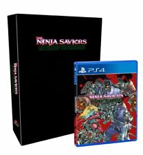 THE NINJA SAVIORS: ROTW COLLECTOR'S EDITION PS4 Playstation 4 Ships in 24 Hours