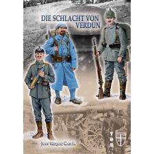 """Garcia: DIE SCHLACHT VON VERDUN (Fort Douaumont - Höhe """"Toter Mann"""" 1. WK) NEU!"""
