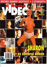 SHARON  STONE , TOM CRUISE , MERYL STREEP   Hungarian magazine