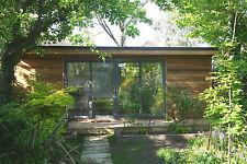6m x 4m Garden Room / Home Office / Studio / Summer House / Log Cabin / Chalet