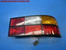 PORSCHE 944 951 TURBO 924S RH RIGHT PASSENGER SIDE TAIL LIGHT LENS ASSEMBLY OEM