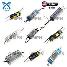 High Power Supply 3W 5W 10W 20W 50W 100W Ac 85-265 Constant Current Led Driver
