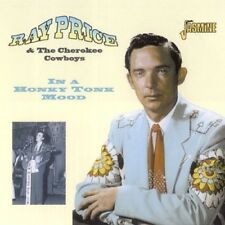 RAY PRICE - IN A HONKY TONK MOOD  CD NEW!