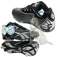 Reebok Ayezee 2M2 Baseball-Softball Metal Cleats Shoes Men Size 11