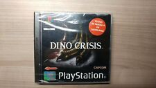 DINO CRISIS PLAYSTATION 1 PS1 PSX PS4 NUEVO NEW NOVO NEUF NUOVO SEALED
