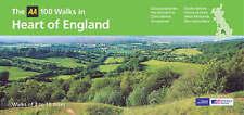 AA 100 Walks in the Heart of England (AA 100 Best Walks in), Automobile Associat