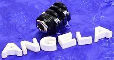 '60s Cliff UK Style Chrome Front Mono 4 Solder Lug Input Jack For Marshall, Fuzz
