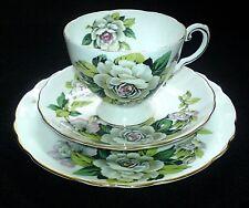 TUSCAN 'Gardenia' Bone China Cup / Saucer / Plate Trio x 1 c1920