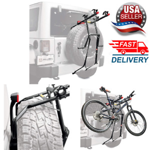 Spare Tire Mounted Carrier  Model 322DN Allen Sports Deluxe 2-Bike, NEW