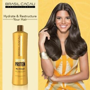 Cadiveu Professional Brasil Cacau Smoothing Protein 110ml MAX Strenght Keratin