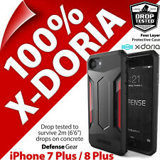 X-Doria Defence Gear Protective Rugged Case Cover Apple iPhone 6 6S 7 8 PLUS 5.5