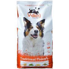 V-dog Vegetarian Traditional Flake 15kg Complete balanced vegan maintenance food