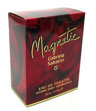 (GRUNDPREIS 366,33€/100ML) GABRIELA SABATINI MAGNETIC FOR WOMAN 30ML EDT SPRAY