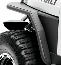 "Smittybilt XRC Armor Front Tube Fender With 3"" Flare for Jeep Wrangler TJ 97-06"