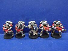 5 purgator Grey de los Knights dämonenjäger bien pintado 2