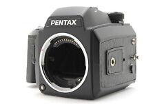 """""""As is"""" Pentax 645Nii N Ii Medium Format Film Camera From Japan By FedEx"""