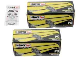 Hawk Performance Ceramic Brake Pads Front & Rear Range Rover Sport Supercharged