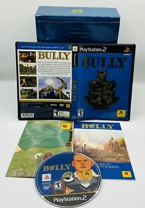 Bully Collectors Edition Ps2 Sony PlayStation 2 Game With Kick Ball. Rare
