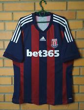 Stoke Away football shirt 2012 - 2013 Size L jersey soccer Adidas
