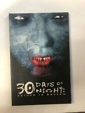 30 Days Of Night | Softcover (2007) (F/VF) Steve Niles