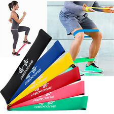 Resistance Bands Loop Latex Elastic Home Exercise Gym for Fitness Pull Up Yoga