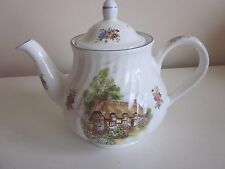 Arthur Wood and Son Teapot Made in England # 6293 made in England