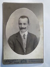 Vienna-Mr Friedrich Durr in Suit-Portrait/KAB