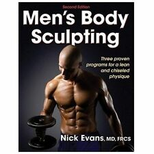Men's Body Sculpting by Nick Evans (2010, Paperback, Revised)