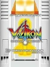 Vehicle Force Voltron: Collection 2. 3 Disc 20th Anniversay Set. In Shrink! R4