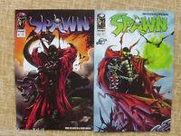 Spawn, nº 41 y 43, 1997, Image, World Comics, Planeta DeAgostini, Tony Daniel