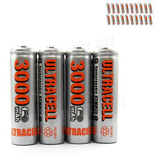 20 AA 1.2V 3000mAh NiMH Rechargeable Battery Ultracell